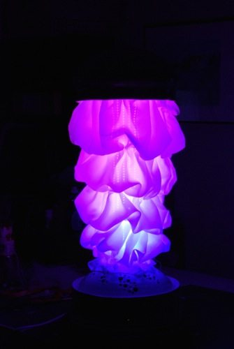 Do Salt Lamps Work With Led : Light Art Archives Salt Lake City Maker Faire
