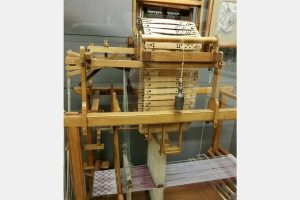 Weaving Miriam